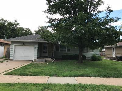 Salina KS Single Family Home For Sale: $124,900