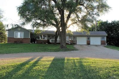 Salina Single Family Home For Sale: 1644 Holmes Road