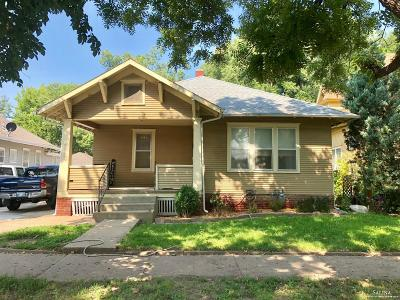 Salina KS Single Family Home For Sale: $94,900