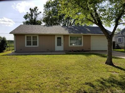 Salina KS Single Family Home For Sale: $74,000