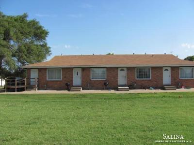 Salina Multi Family Home For Sale: 2091 Hageman Avenue