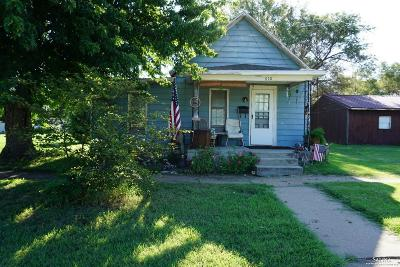 Minneapolis KS Single Family Home For Sale: $35,000