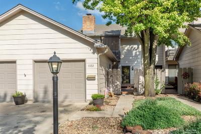 Salina Single Family Home For Sale: 1322 Parkwood Drive