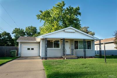Salina Single Family Home Under Contract: 1035 Scott Avenue