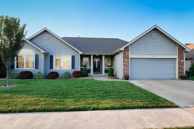 Salina KS Single Family Home Under Contract: $245,000