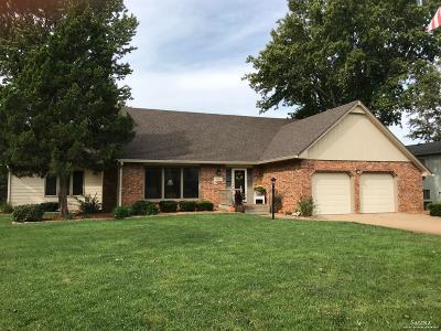 Salina Single Family Home For Sale: 2250 Leland Way