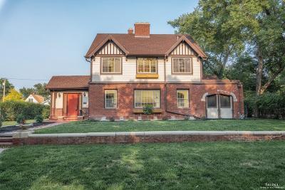 Salina Single Family Home For Sale: 929 South Santa Fe Avenue