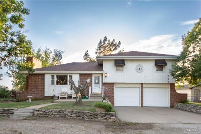 Salina Single Family Home Under Contract: 817 North Halstead Road