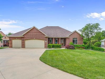 Salina Single Family Home For Sale: 2518 Mackenzie Circle