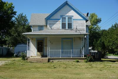 Minneapolis KS Single Family Home For Sale: $28,000