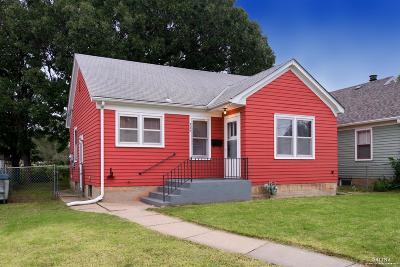 Salina Single Family Home Under Contract: 335 Baker Street