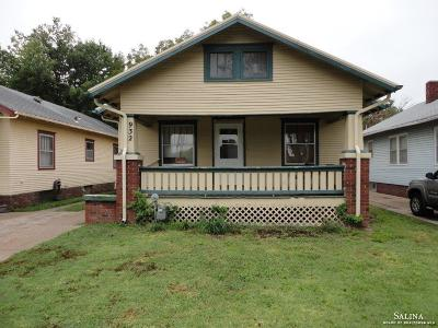 Salina Single Family Home For Sale: 932 South 5th Street