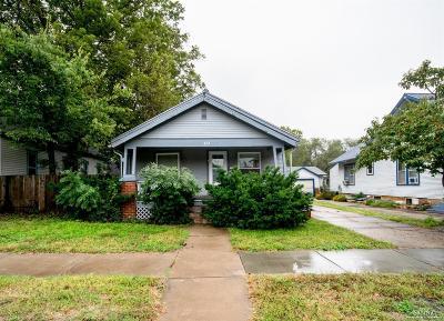Salina Single Family Home For Sale: 823 West South Street