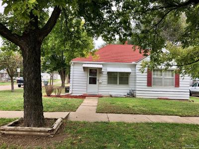 Salina Single Family Home For Sale: 501 South College Avenue