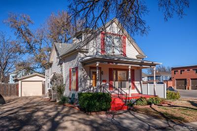 Salina Single Family Home For Sale: 120 West Minneapolis Avenue