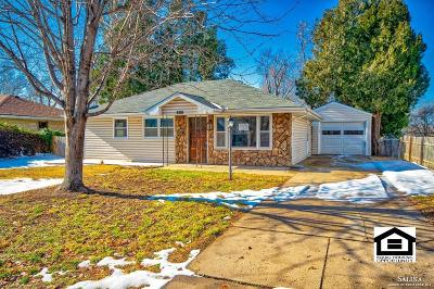 Salina Single Family Home Under Contract: 880 Birch Drive