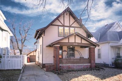 Salina Single Family Home For Sale: 1115 South Santa Fe Avenue