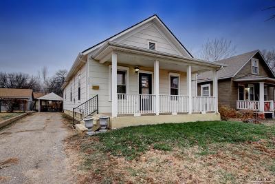 Salina Single Family Home For Sale: 908 East Elm Street