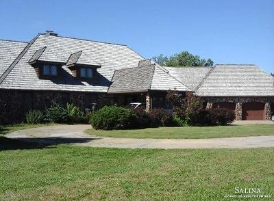 Salina Single Family Home For Sale: 5036 East Shannon Street