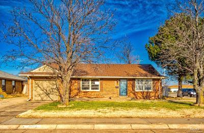 Salina Single Family Home For Sale: 1015 East Ellsworth Avenue