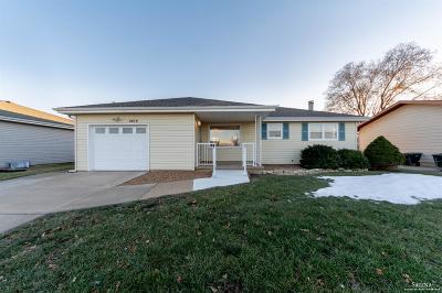 Salina Single Family Home For Sale: 1300 East Minneapolis Avenue