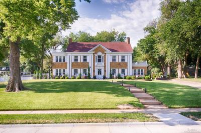 Salina Single Family Home For Sale: 417 Country Club Road