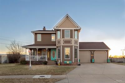 Salina Single Family Home For Sale: 2972 Tasker Lane