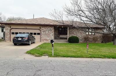 Salina Single Family Home For Sale: 319 Gail Drive