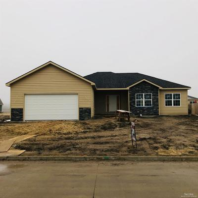 Salina Single Family Home Under Contract: 2219 River Trail Road