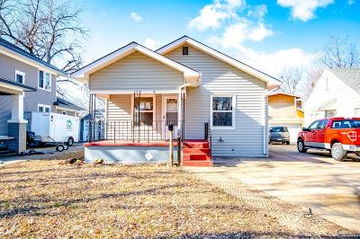 Salina Single Family Home Under Contract: 658 South 11th Street