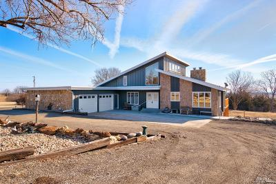 Salina Single Family Home Under Contract: 3455 South Crest Lane