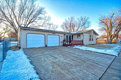 Salina Single Family Home For Sale: 501 Garden Avenue