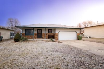 Salina Single Family Home Under Contract: 422 Mercury Avenue