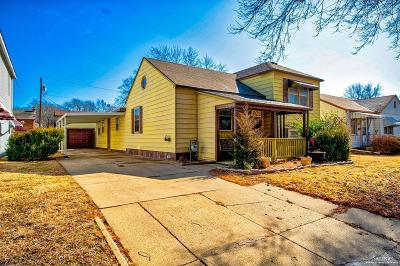 Salina Single Family Home For Sale: 921 South 10th Street