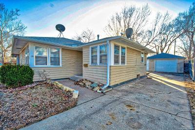 Salina Single Family Home For Sale: 848 Kenison Road