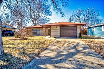 Salina Single Family Home For Sale: 768 Birch Drive