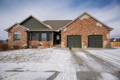 Salina Single Family Home For Sale: 2230 Sunset Ridge Drive