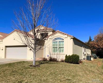 Salina Single Family Home For Sale: 2511 Flor De Sol Drive