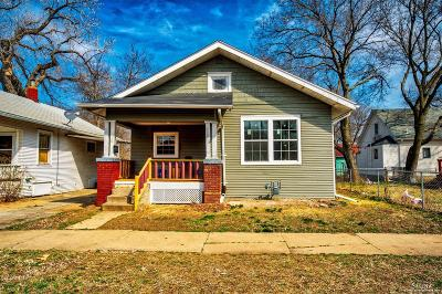 Salina Single Family Home For Sale: 310 North Phillips Avenue