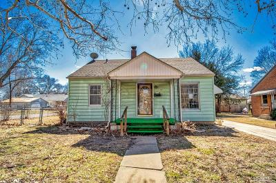 Salina Single Family Home For Sale: 701 Washington Street
