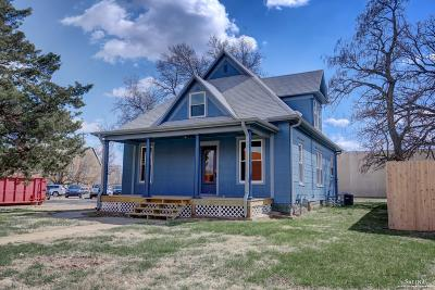 Salina Single Family Home Under Contract: 714 Johnstown Avenue