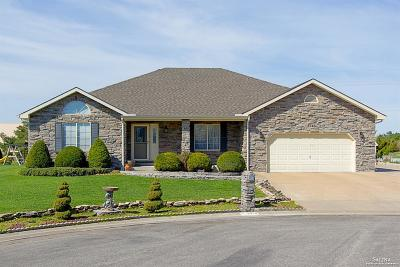 Salina Single Family Home For Sale: 2924 Antler Court