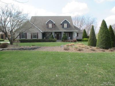 Salina Single Family Home For Sale: 12 Red Fox Lane