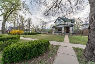 Salina Single Family Home For Sale: 542 South 8th Street