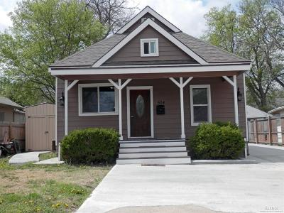 Salina Single Family Home For Sale: 504 South 10 Street