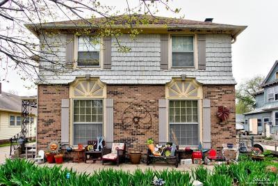 Salina Single Family Home For Sale: 522 South 8th Street
