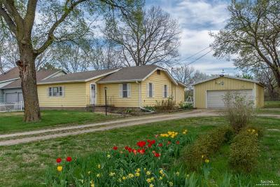 Salina Single Family Home Under Contract: 1706 East Cloud Street