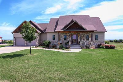 Salina Single Family Home For Sale: 4500 West Schilling Road