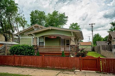 Salina Single Family Home For Sale: 405 West Grand Avenue