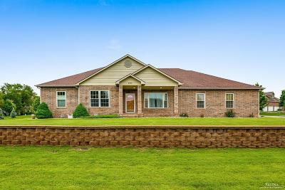 Salina Single Family Home For Sale: 2547 Dundee Lane